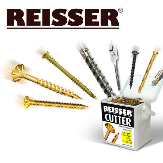 REISSER Wood Screws