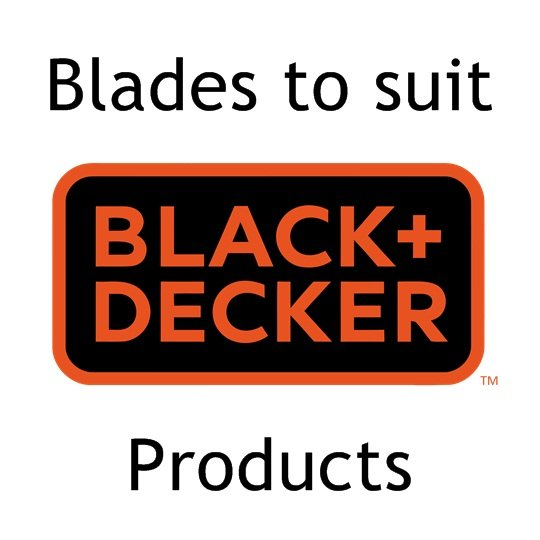 - To Suit Black & Decker