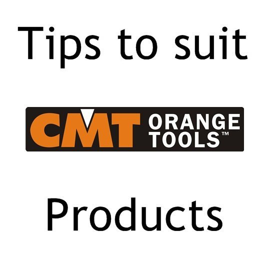- To Suit CMT Cutters