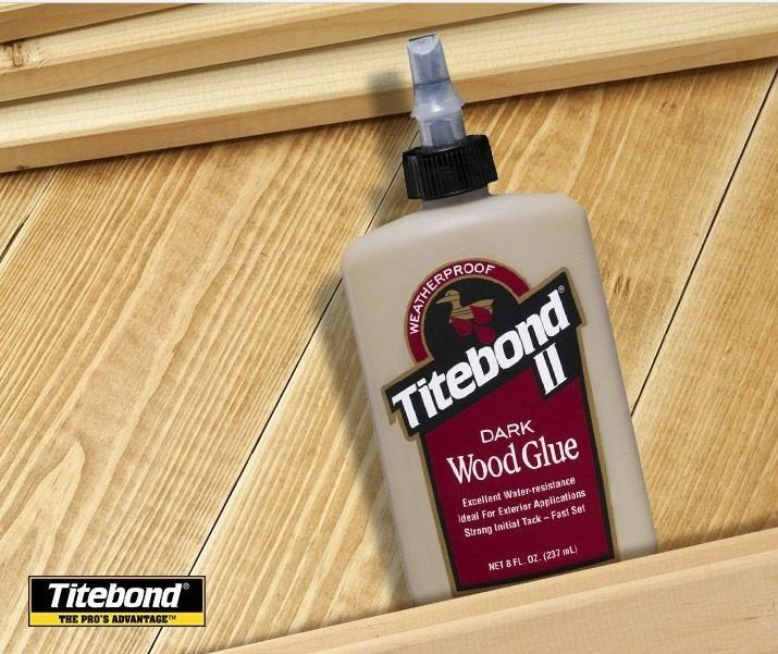 Titebond Dark Wood Glue