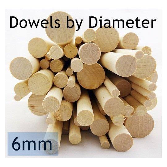 6mm Diameter