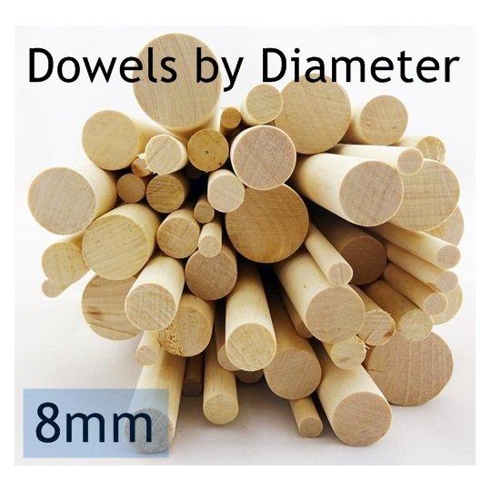 8mm Diameter