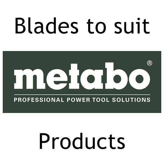 - To Suit Metabo