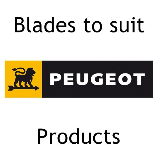 - To Suit Peugeot