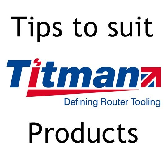 - To Suit Titman Cutters