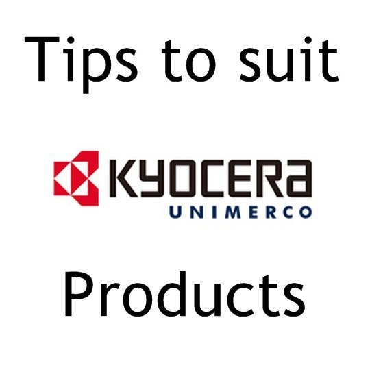 - To Suit Unimerco Cutters