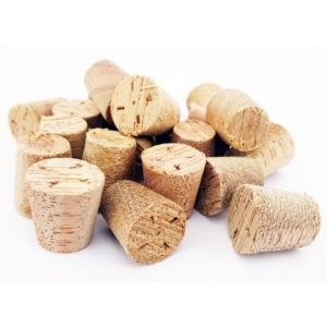 3/8 Inch Meranti Tapered Wooden Plugs 100pcs