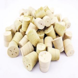 10mm Tulipwood Tapered Wooden Plugs 100pcs