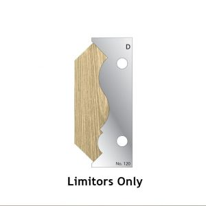 Whitehill Profile 120 Knives Only Type D 80mm 003H00120