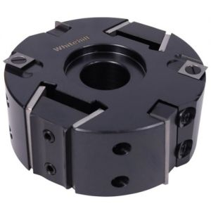 Whitehill 125 x 55 x 30 mm Bore Felder / Hammer Combi Rebate Head Flush Mounted with Washer to Suit M10 x 220 Long Bolt
