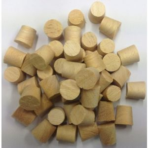 1/2 Inch Koto Tapered Wooden Plugs 100pcs