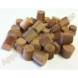 12mm Lauan Tapered Wooden Plugs 100pcs
