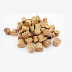 1/2 Inch Angelim Tapered Wooden Plugs 100pcs