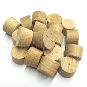 14mm European Oak Tapered Wooden Plugs 100pcs