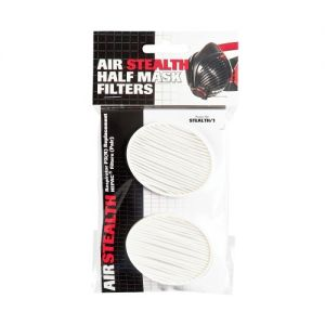 Trend Air Stealth P3 Replacement Filter 1 Pair STEALTH/1