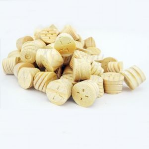 18mm Joinery Grade Redwood Tapered Wooden Plugs 100pcs