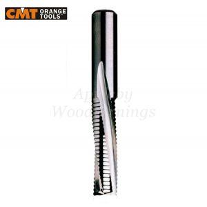 12mm dia x 52mm cut CNC Roughing Spiral Router Z=3 Negative R/H CMT