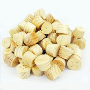 22mm Joinery Grade Redwood Tapered Wooden Plugs 100pcs