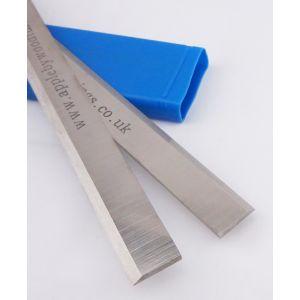 210 x 20 x 2.5mm HSS Resharpenable Planer Blades 1 Pair