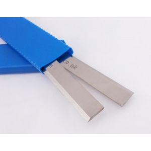 260 x 25 x 3mm HSS Resharpenable Planer Blades 1 Pair