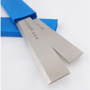210 x 25 x 3mm HSS Resharpenable Planer Blades 1 Pair