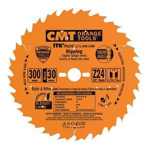 150mm ITK Plus Rip & Crosscut Circular Saw Blade CMT