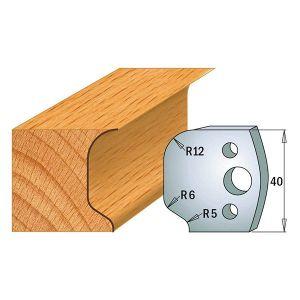Profile No.48 40mm Euro Profile Knives, Limitors and Sets