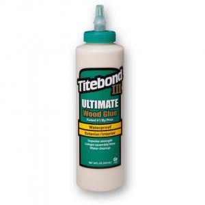 Titebond Ultimate III Exterior Wood Glue 16fl.oz 473ml