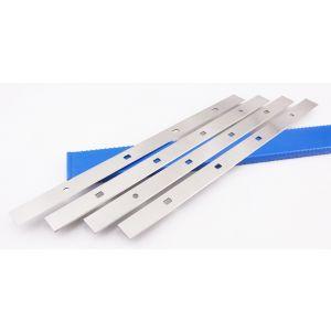 FELDER System 310 x 18.6 x 1.1mm Double Edged Disposable HSS Planer Blades 4pcs