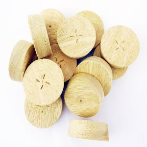 Appleby Woodturnings Proud Suppliers Of 28mm Idigbo Tapered Wooden Plugs 100pcs