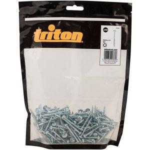 "Triton Pocket Hole Screws 8mm x 1-1/4"" - 250 Pieces"