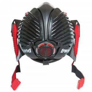 Trend Stealth Respirator Mask Medium/Large Size Half Mask With Twin P3 Rated Filters STEALTH/ML