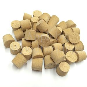 10mm Brown MDF Tapered Wooden Plugs 100pcs