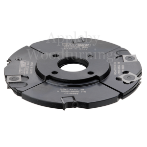 CMT 140 x 4-15mm Id=31.75 3 Piece Adjustable Groover  694.001.31