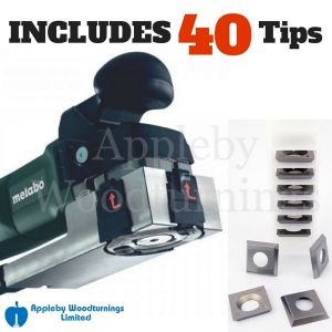 Metabo LF724 Paint Stripper / Remover 710W With 40 Tips
