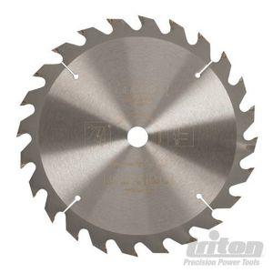 250mm Z=24 ATB Id=30 Triton Table / Rip Saw Blade 345208