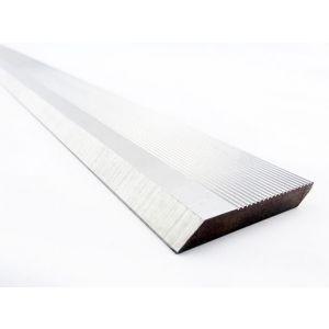HSS Serrated Bar Length 650mm x 60mm x 8mm