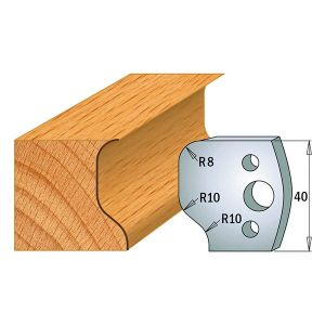 Profile No.49 40mm Euro Knives, Limiters and sets