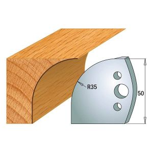 Profile No.564 50 mm Euro Knives,Limmiters and Sets