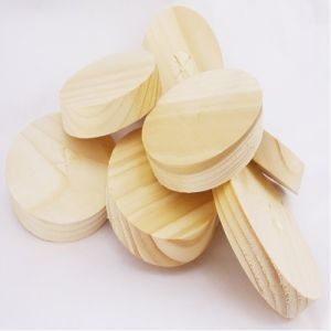 69mm Spruce Tapered Wooden Plugs 100pcs