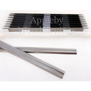 75.5mm Reversible Carbide Planer Blades to suit Black & Decker BD750