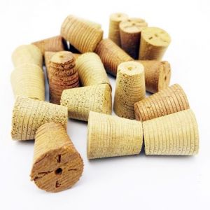 8mm Cedar Tapered Wooden Plugs 100pcs
