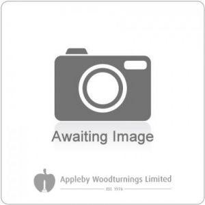 75mm x 457mm Silverline Sanding Belts Pack of 5 - 80grit