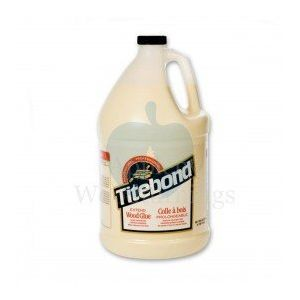 Extended Life, Slow Set, Water Clean-up Wood Glue for Interior Use 3.8 Litres (1 US Gallon) Titebond