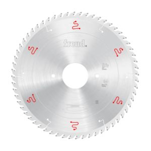 Freud 320mm dia 60-tooth 80mm Bore Triple Chip Panel Saw Blade to suit SCM GABBIANI P80 Machines