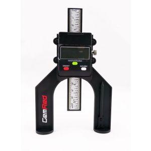 Gemred Digital Depth Gauge Suitable for Routers / Saw Blades D60