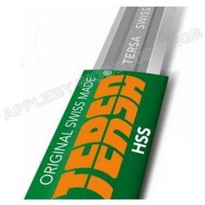 180mm Genuine Swiss HSS Tersa Planer Blade Knife