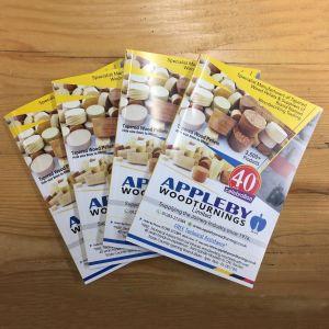 Appleby Woodturnings 2018 Catalogue