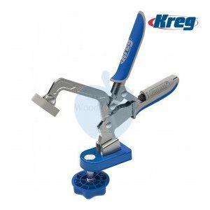 "Kreg 3"" (76mm) Automaxx Bench Clamp With Clamp Base KBC3-BAS"