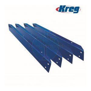"Kreg Universal Pre-Drilled Bench Rails 64"" (Set of 4) KBS1025"